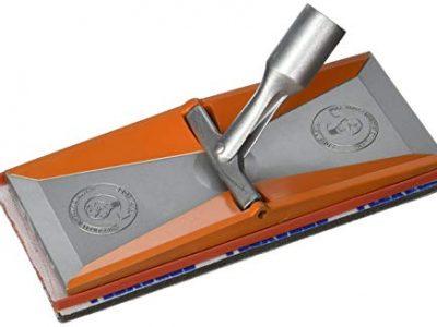 Flex edge sanding pad