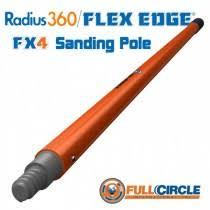 Full circle sanding pole FX4