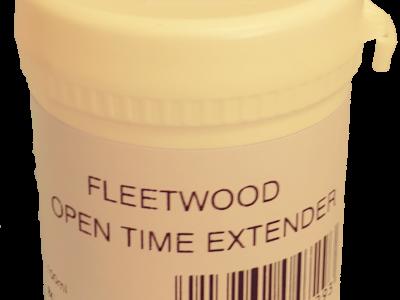 Open time extender