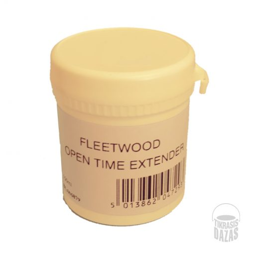 Fleetwood open time extender